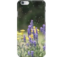 Flowers Drinking iPhone Case/Skin