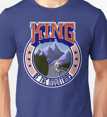 King of the Mountains Unisex T-Shirt