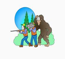 Hunting Bigfoot Unisex T-Shirt