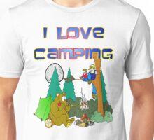 Camping Fun Unisex T-Shirt