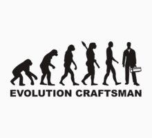 Evolution Craftsman by Designzz