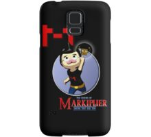 The Legend of Markiplier Saving Tiny Box Tim Samsung Galaxy Case/Skin