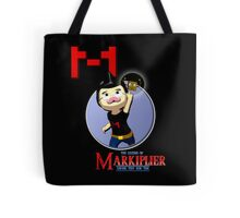 The Legend of Markiplier Saving Tiny Box Tim Tote Bag