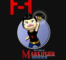 The Legend of Markiplier Saving Tiny Box Tim T-Shirt
