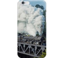 Norfolk & Western #1218 - Coopers, WV iPhone Case/Skin