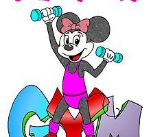 Minnie Workout by Skree