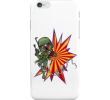 Boba Fett Ready to Fire iPhone Case/Skin