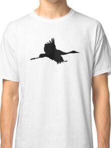 Crane bird Classic T-Shirt