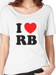 i heart RB Women's Relaxed Fit T-Shirt