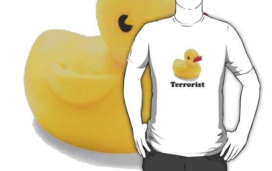 Terrorist by Imogene Munday