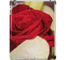 Una rosa per te iPad Case/Skin