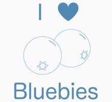 I Heart Bluebies T-Shirt