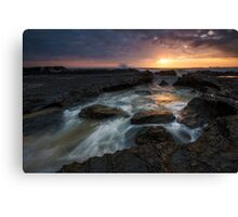 A Moody Currumbin Canvas Print