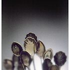 spoons #4 by Jeff Moorfoot