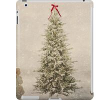 Spread Good Tidings Over The Earth iPad Case/Skin
