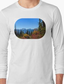 Revelstoke Autumn Day  Long Sleeve T-Shirt