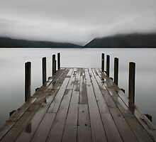 Nelson Lakes National Park, New Zealand by NickMonk