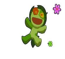 Happy Greenman by Jitter4528