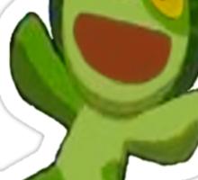 Happy Greenman Sticker