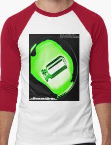 ALIEN BLOODSAMPLE Men's Baseball ¾ T-Shirt