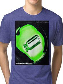 ALIEN BLOODSAMPLE Tri-blend T-Shirt
