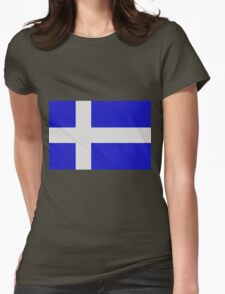 CALAIS Womens Fitted T-Shirt