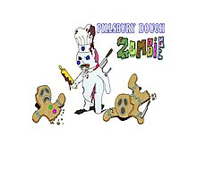 Pillsbury Dough Boy Zombie Photographic Print