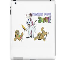 Pillsbury Dough Boy Zombie iPad Case/Skin