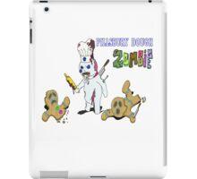 Pillsbury Dough Boy Zombie iPad Case/Skin