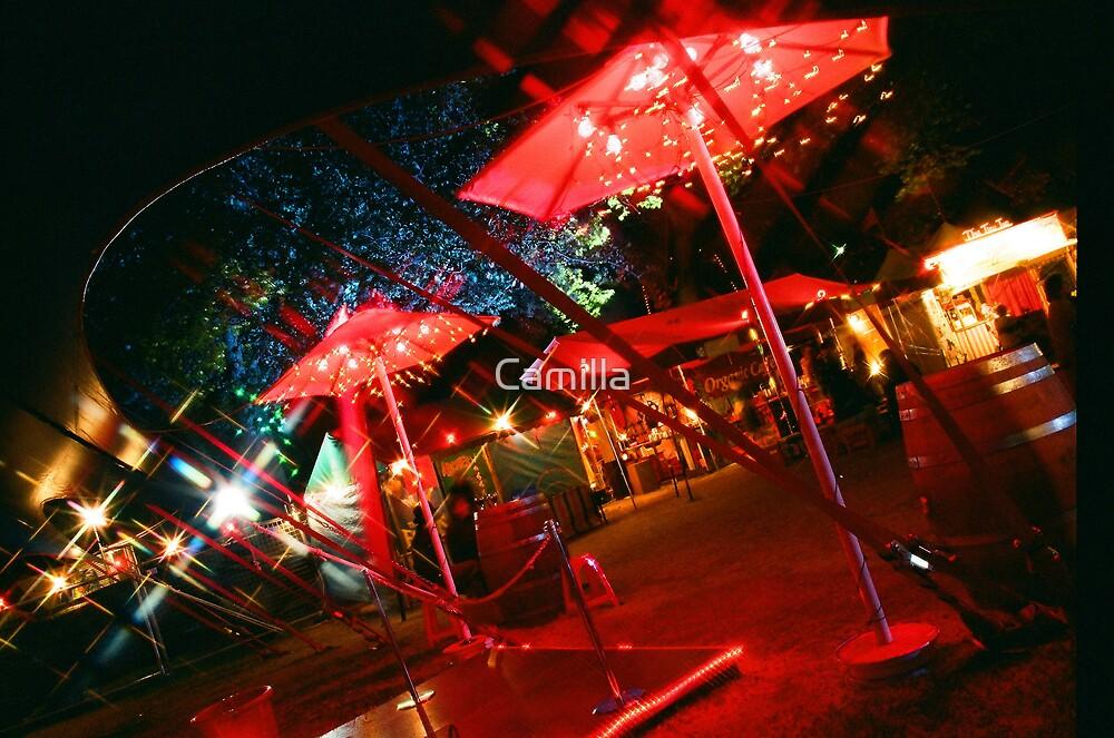 Umbrella Revolution by Camilla