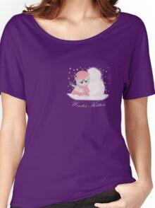 Winter Kitten Women's Relaxed Fit T-Shirt