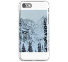 backcountry splitboarding iPhone Case/Skin