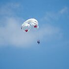 Parasailing by oscarcwilliams