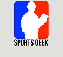 Sports Geek Logo - Jerry West style Unisex T-Shirt