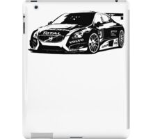 Volvo Touring Car iPad Case/Skin