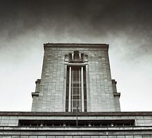 the newton building nottingham by riotphoto