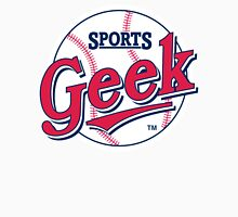 Sports Geek- Let's play some baseball! Men's Baseball ¾ T-Shirt