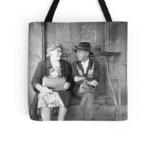 The Odd Couple Tote Bag