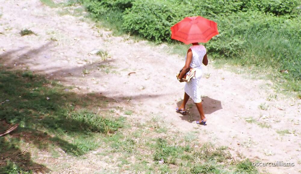 Island Worker by oscarcwilliams