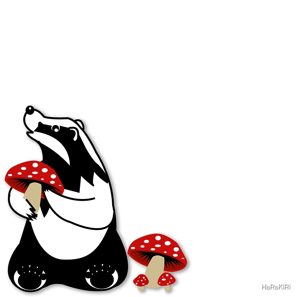 Badger by HaRaKiRi