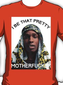 ASAP Pretty MF T-Shirt