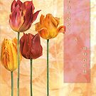 thank you card by Michele Roohani