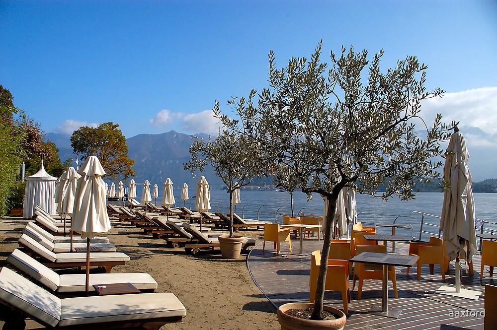 Grand Hotel, Tremezzo, Lake Como, Italy - 8th Oct 2007 by aaxford