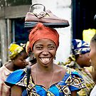 'Shoe Woman', Democratic Republic of Congo by Melinda Kerr