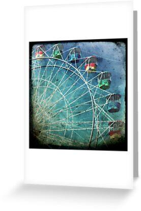 Ferris Wheel by Jackie Cooper