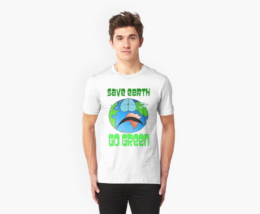 Save the Earth by Skree