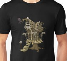 Glitch New Homes furniture chassis creepy placeholder Unisex T-Shirt