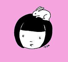 Bunnygirl by tambatoys