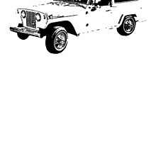 1970 Jeep by garts