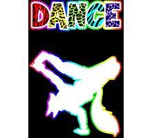 Dancer Fur 2 Photographic Print